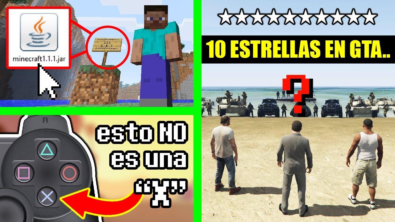 7 Misterios de Videojuegos Resueltos de una vez por Todas (PARTE 8)