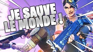 I SAVE THE WORLD ON FORTNITE! - FORTNITE SAUVER THE WORLD #01