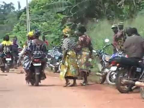 RITUAL SHRINE DISVOVERED IN OSUN STATE, NIGERIA...