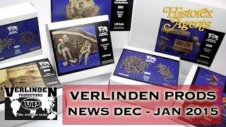 Verlinden Productions New Releases Dec to Jan 2015