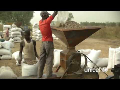Niger : produire local contre la malnutrition