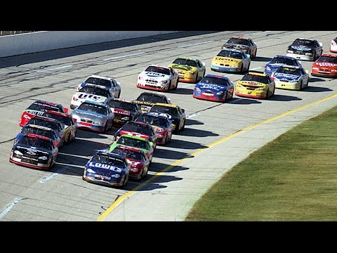 Relive the final laps from Earnhardt's 76th win
