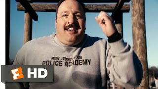 Paul Blart: Mall Cop (2009) - Obstacle Course Fail Scene (1/10) | Movieclips