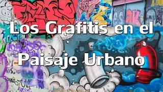 Los Grafitis en el Paisaje Urbano - Montevideo, UY