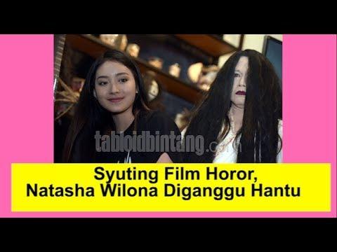 Natasha Wilona Ungkap Pengamalan Seru Syuting Film Horor Nini Thowok