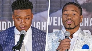 Errol Spence Jr. vs Shawn Porter FULL PRESS CONFERENCE | Las Vegas Boxing