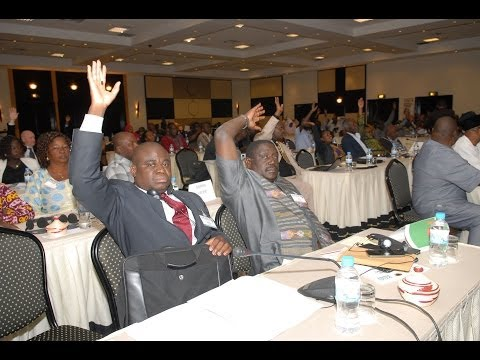Day 3 AM: Panafrican Trade Union Conference on Democracy and Governance