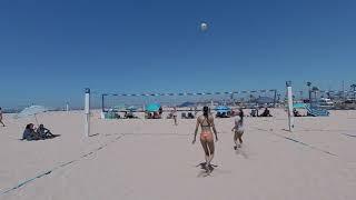 Sydney Irwin's Beach Volleyball Highlights- Class of 2019