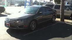 2011 FORD FUSION window tinting UV PROTECTION SUNRISE FORD North Hollywood, CA
