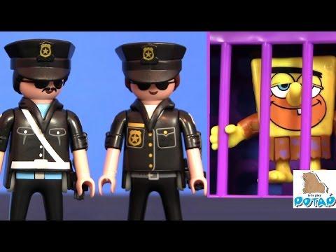 Губка Боб квадратные штаны - лучшая серия игрушек в шоколадных яйцах (SpongeBob SquarePants)