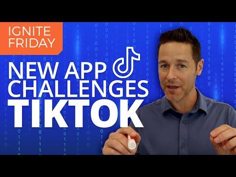 New App Challenges TIKTOK?! And More Big Digital Marketing News