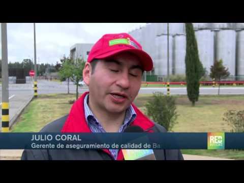 Bavaria empresa líder en Colombia