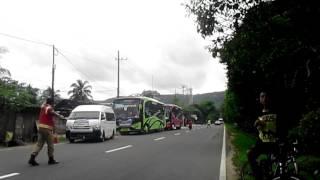 Telolet bus anugrah gemilang indonesia