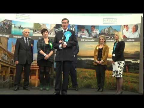 Somerset North East - General Election Declaration