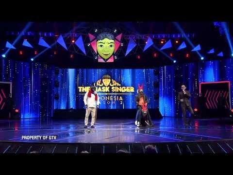 Sengit! Tua Tua Keledai Lawan Wong Cilik, Emosi Gara Gara Ini..   The Mask Singer S2 Eps.1 (6/6)