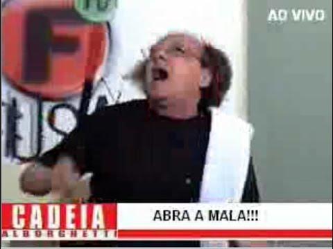 Acervo Alborghetti #384 - 20 Agosto 2008 - Mianes antes e depois, VAMOS ABRIR A MALA! pagodão