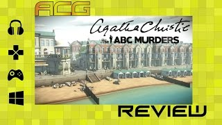 Agatha Christie: The ABC Murders Review