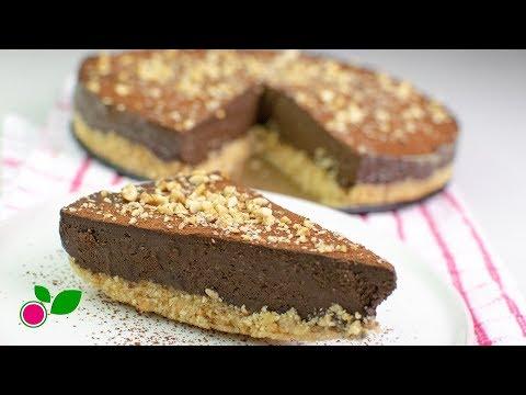🍫🥑 Vegan Chocolate Cake | No Bake | Yo +Green