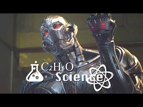 C2H6O Science - The Robot Uprising