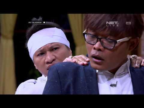 Cover Lagu Mang Saswi Berubah Jadi Wong Fei Hung - Ini Talkshow 6 Januari 2017