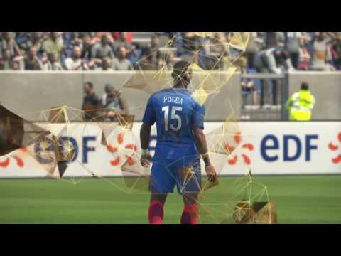 PES 2017 demo France vs Germany 1-1