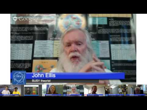 Hangout with CERN: All about SUSY (S03E09)