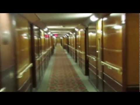 RMS Queen Mary Room Tour Long Beach California