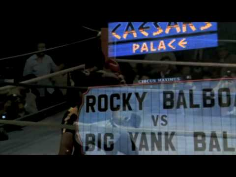 Rocky III - EYE OF THE TIGER, intro sequence in High Definition (HD) **WOW**