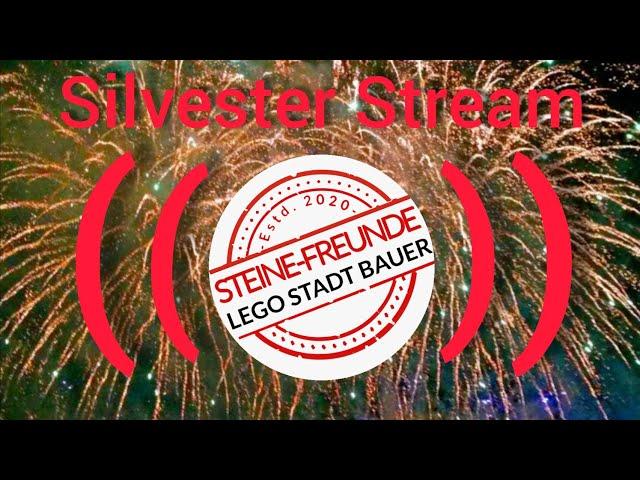 Silvester Stream der Lego Stadt-Bauer Community - Wir feiern die 500 Abos von Lego Stadtzeit
