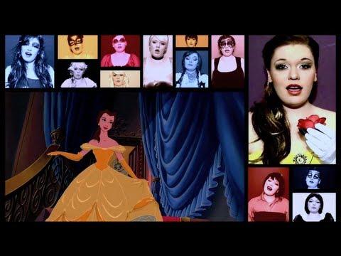 One Woman A Cappella Disney Medley  Heather Traska