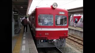 遠州鉄道モハ25+クハ85走行音