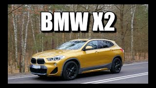 BMW X2 - Good Looking Car Nobody Needs (ENG) - Test Drive and Review
