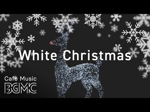 🥂 Evening Christmas Jazz - Snow Winter Smooth Jazz - Dinner Music for Romantic