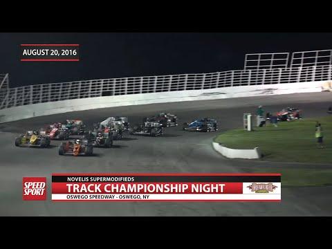 Oswego Speedway Track Championship Night - 8/20/2016