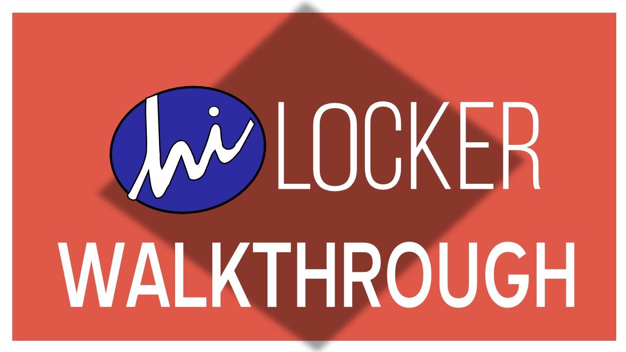 Hi Locker Walkthrough/Tutorial & Review! | SoleilTech image