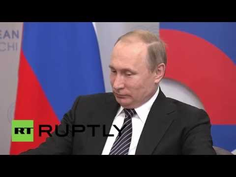 Russia: Pres. Kyaw 'pleased to learn' of Russian investment interest in Myanmar