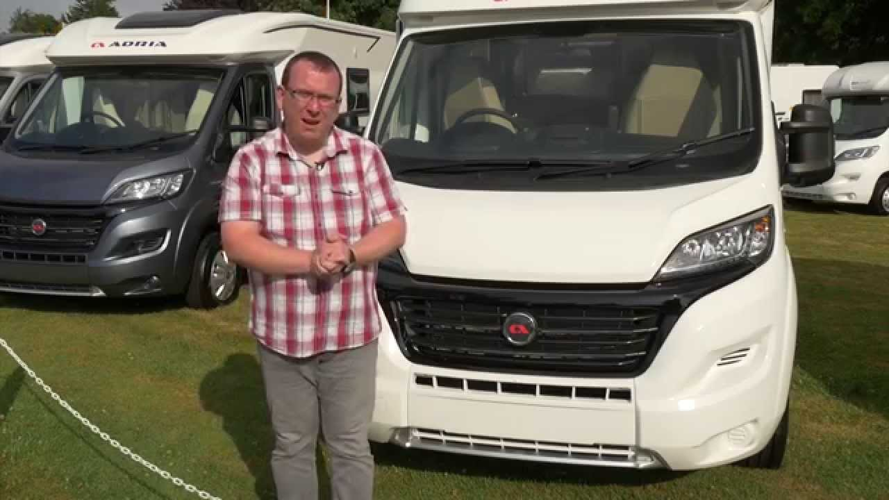 Creative The Practical Motorhome Adria Compact Plus SP Review  YouTube