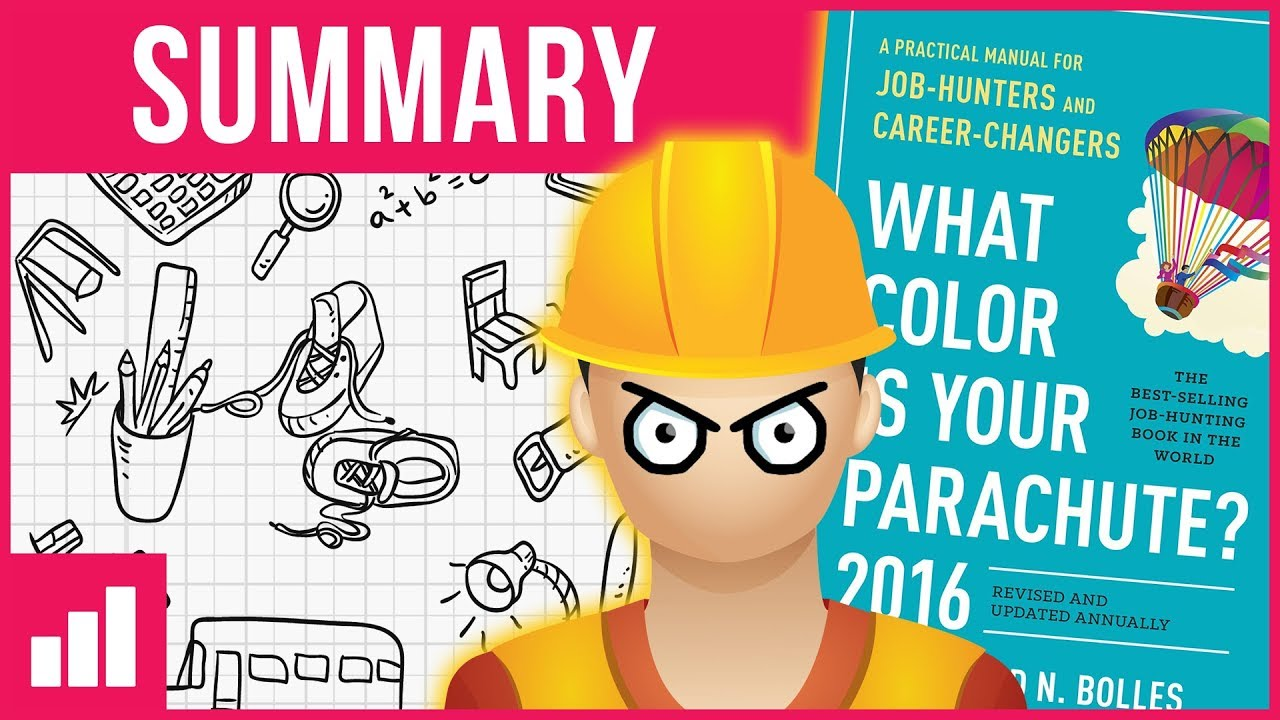 How to Negotiate Salary - What Color Is Your Parachute? ▻ Animated ...