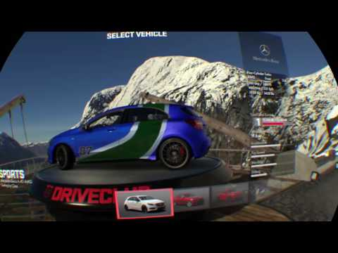 DriveClub VR see how bad I am