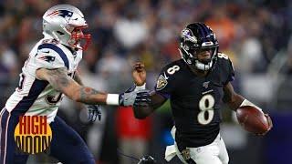 Lamar Jackson made the Patriots' defense look lost - Pablo S. Torre   High Noon