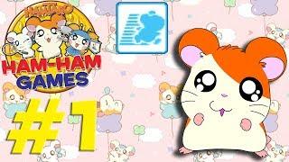 Hamtaro: Ham Ham Games w/ UDJ and TheNSCL - Episode 1 - Junior Varsity Audio Visual
