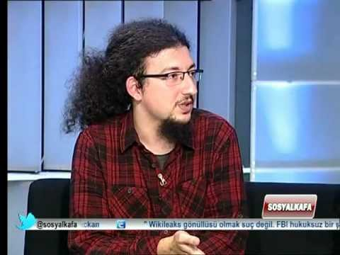 Dr. Özgür Uçkan ve Ahmet Sabancı ile Aaron Swartz'u andık