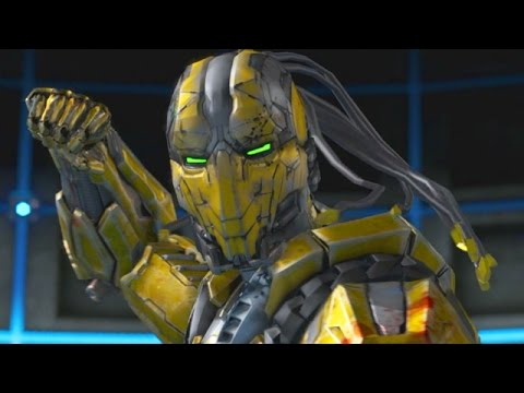 "THE MOST PERFECTLY TIMED QUITALITY! - Mortal Kombat X ""Cyrax"" Gameplay"