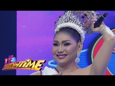 It's Showtime Miss Q & A: Matrica Matmat Centino wins for the 9th time