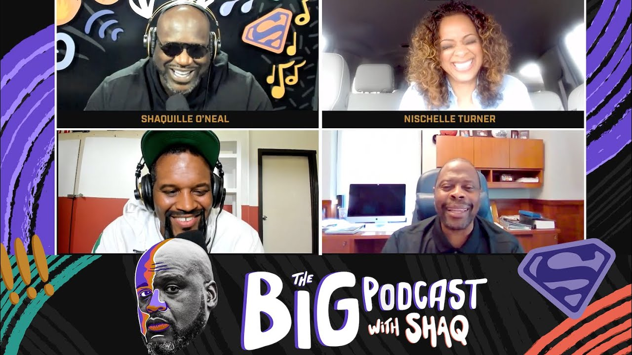 The Big Idol:  Patrick Ewing | The Big Podcast