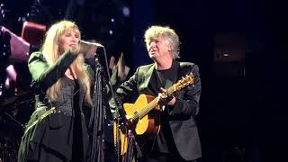 Landslide with Stevie Nicks and Neil Finn November 2018