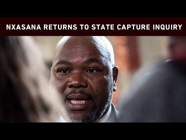 Nxasana: Mrwebi en Jiba het leuens na Zuma getrap om my ongeveer 7 uur gelede op die been te kry