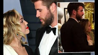 Miley Cyrus shares her wedding video / Film z wesela Miley Cyrus