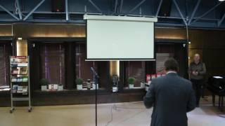 Презентация  книги Юрия Бернадского «На Калиновом мосту»
