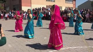 23 Nisan Bayramı  Hint Dansı Kayseri/Kocasinan Yavuz Selim İlkokulu 4/B Sınıfı